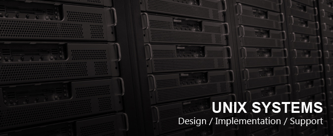 Unix Systems - Design, Implementation and Support